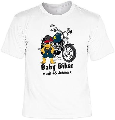 Sprüche Tshirt 45 Geburtstag Geschenk 45 Jahre Baby