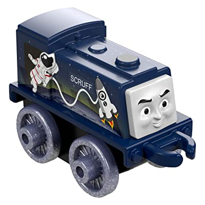 Thomas the Train Minis Single Pack, Space Scruff: Toys & Games