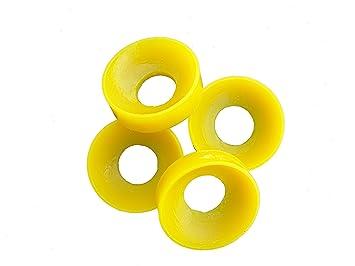 Tennis Ball Saver Enhancer – Juego de 4 anillas semiesféricas que incrementa la presión interna del