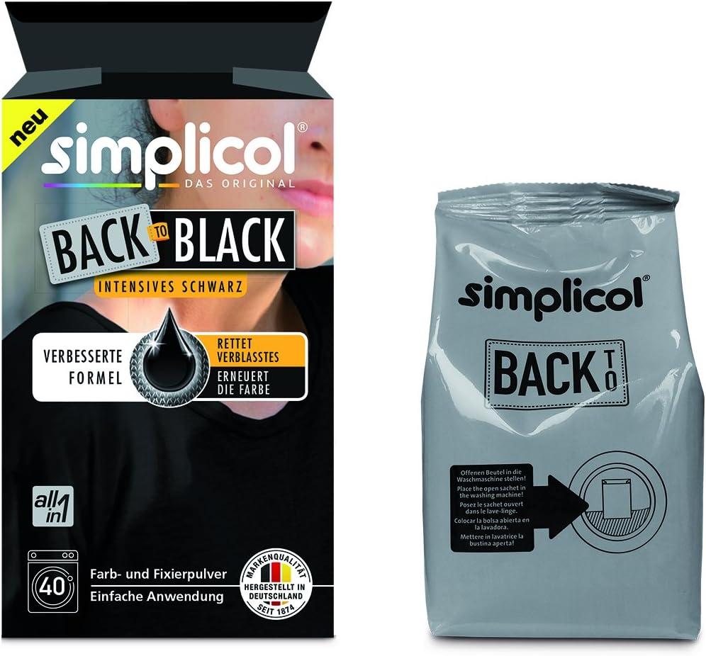 Simplicol Farberneuerung Back-To: Refresco Color y -erneuerung en ...