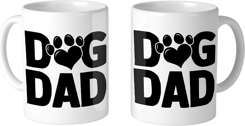 Dog Dad 11 oz 1 Mug Mug