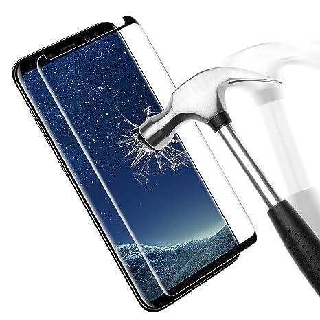 Samsung Galaxy S8 Protection écran en Verre Trempé, Danibos Film de  Protection en Verre Trempé aec2e3f4f4a0