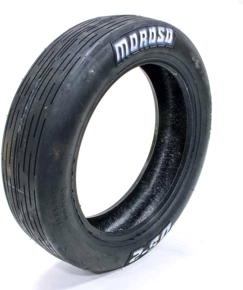 Moroso 17026 26 X 4.5-15 DS-2 Front Drag Race Tire