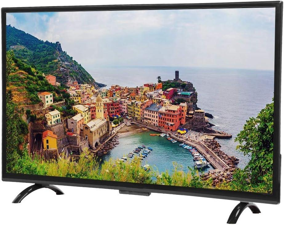 Qinlorgo HD TV, Pantalla Curva Grande de 32 Pulgadas 3000R ...