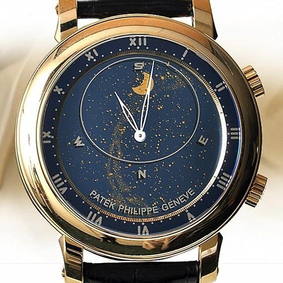 PATEK PHILIPPE Grand complicaciones/175 Anniv (para hombre) automatic-self-wind Mens Reloj (Certificado) de segunda mano: Patek Philippe: Amazon.es: Relojes