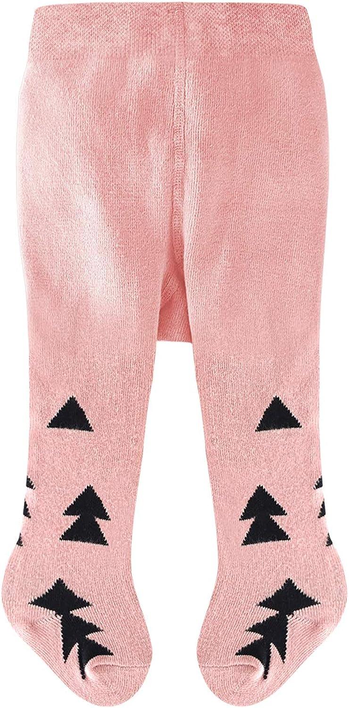 slaixiu Cotton Baby Tights For Girls Toddler Knit Cartoon Pattern Leggings Pants Stocking