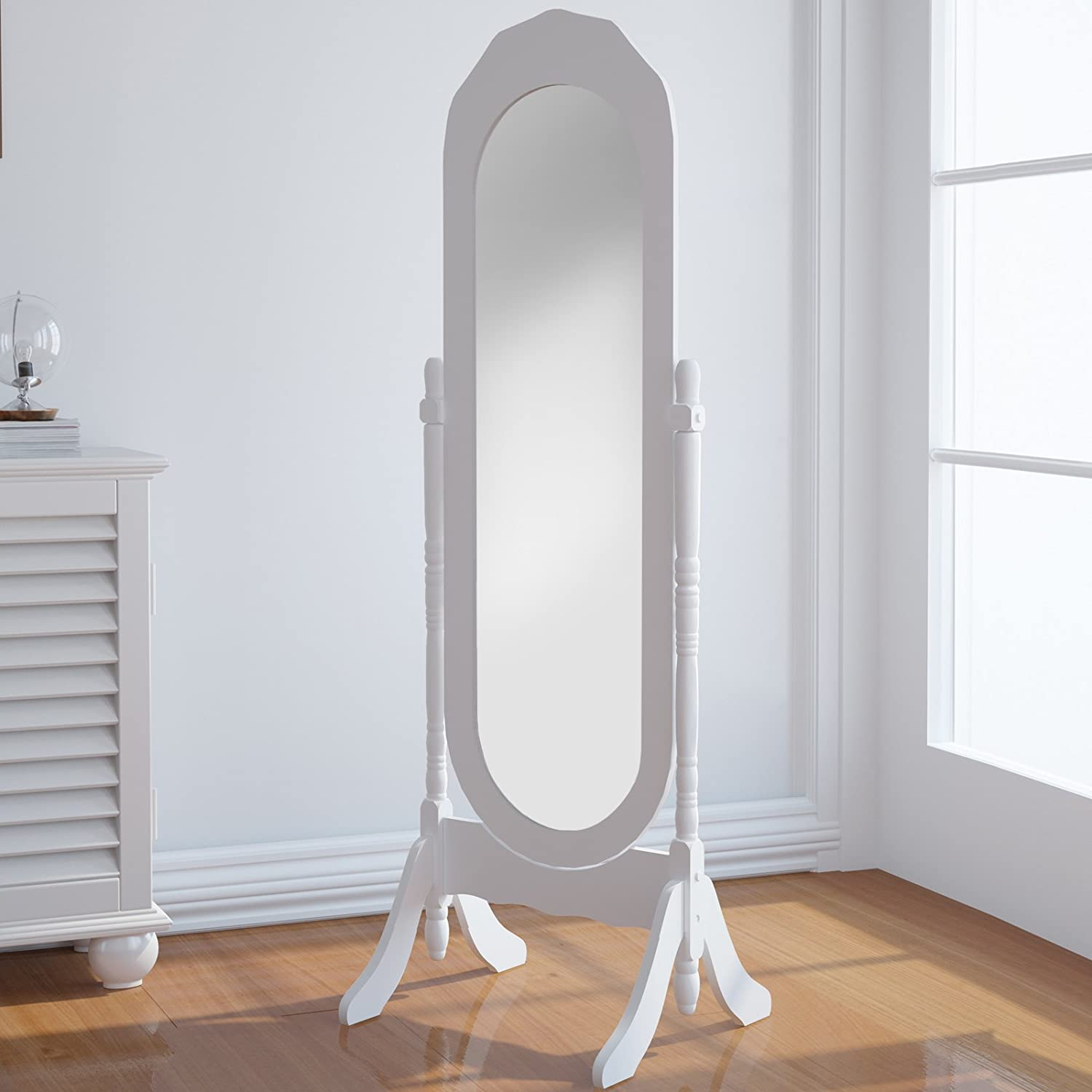 Best miroir de chambre sur pied ideas awesome interior for Grand miroir ikea