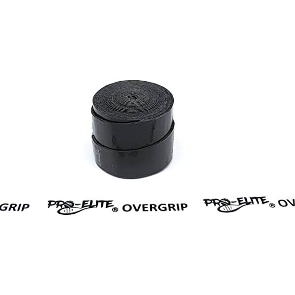 overgrip Pro Elite Confort Liso Negro: Amazon.es: Deportes y aire ...