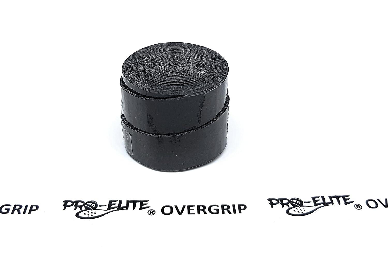 overgrip Pro Elite Confort Liso Negro: Amazon.es: Deportes y ...