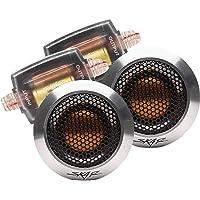 Skar Audio SPX-T 1-Inch 320 Watt Max Power Elite Neodymium Aluminum Dome Tweeters, Pair