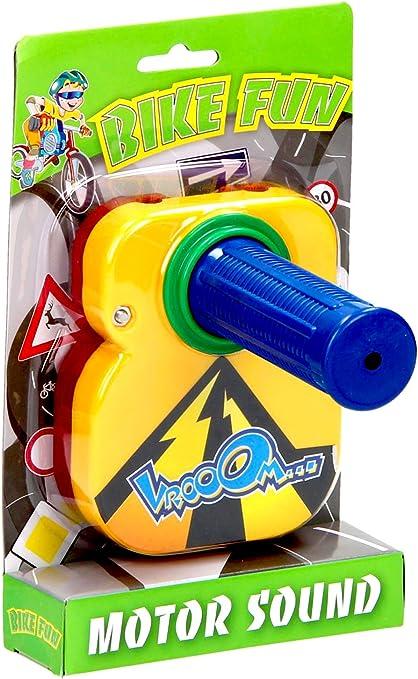 Acelerador ruidoso para bicicleta infantil, 13 x 12 x 9 cm: Amazon ...