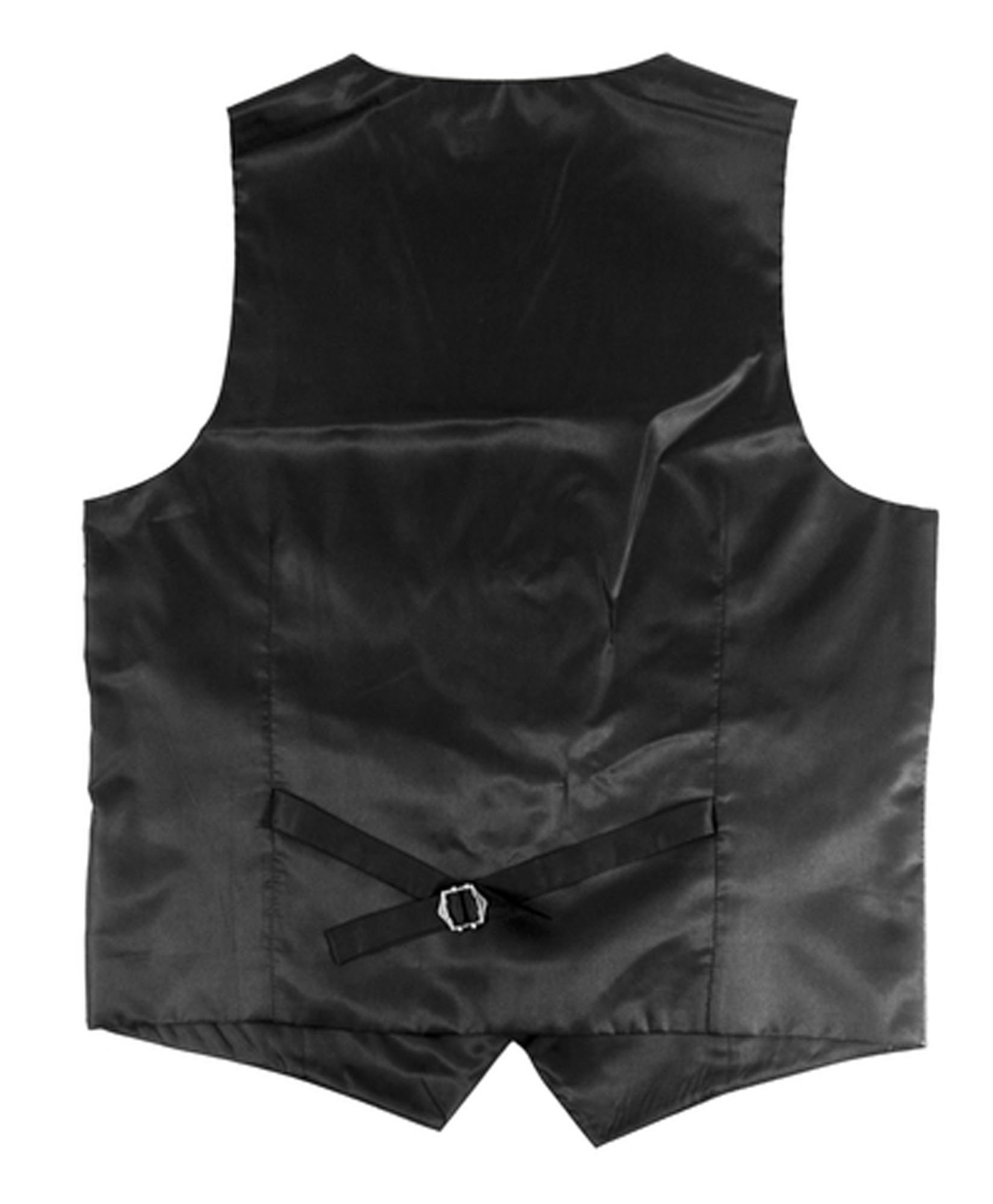 boxed-gifts Men's Rayon/Polyester Tuxedo Vest by boxed-gifts (Image #2)