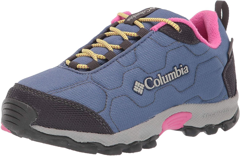 Sconto Italia Columbia Uomini Grigio FIRECAMP Walking Scarpe