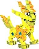 Bloco Toys Lightnix Dragon of The Light Building Kit