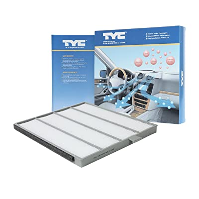 TYC 800079P Honda Replacement Cabin Air Filter: Automotive