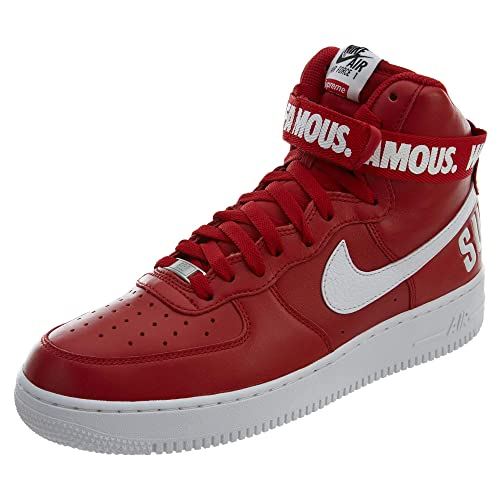best service c15d7 e9bcc Nike AIR Force 1 HIGH Supreme SP  Supreme  - 698696-610 - Size