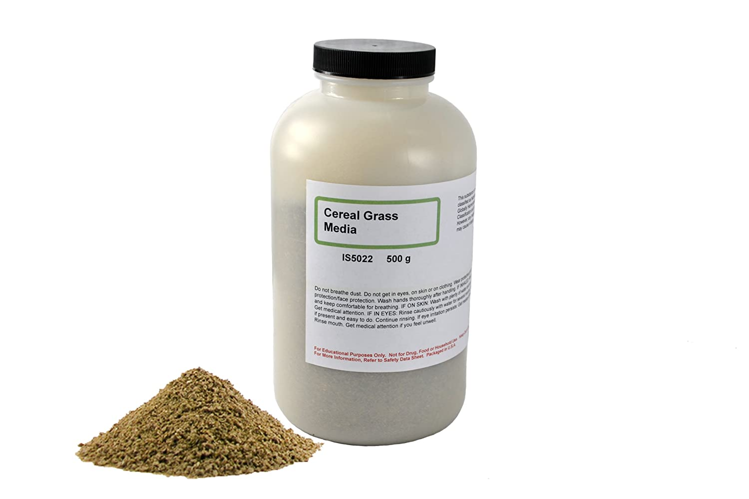 Innovating Science Cereal Grass Media for Culturing Protozoa- 500g