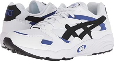 68c6329deeed5 Onitsuka Tiger by Asics Men's Gel-Diablo¿ White/Black 11 D US