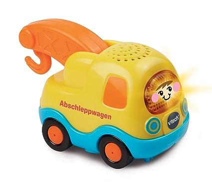 Amazon.com: VTech Tut Tut Bolides dépanneuse: Toys & Games