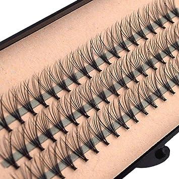 Professional Makeup Inidual Cluster Eye Lashes Grafting Fake Eyelashes Costume (6 mm) & Amazon.com : Professional Makeup Inidual Cluster Eye Lashes ...