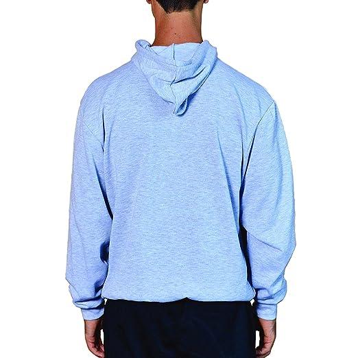 f87e467be3b1 Amazon.com  Vapor Apparel Berlin Swimmer UPF 50+ Performance Hoody  Sweatshirt  Clothing