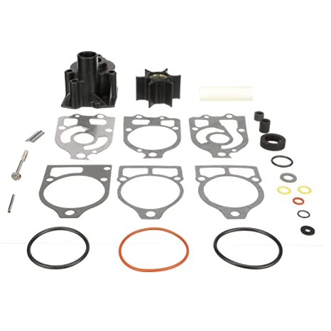 Quicksilver Mercury Marine Mercruiser Water Pump Impeller Repair Kit For Outboard Alpha One Sterndrive 46 96148A8