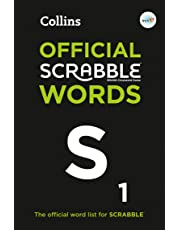 Collins Official Scrabble Words: The Official, Comprehensive Word List for Scrabble (TM)