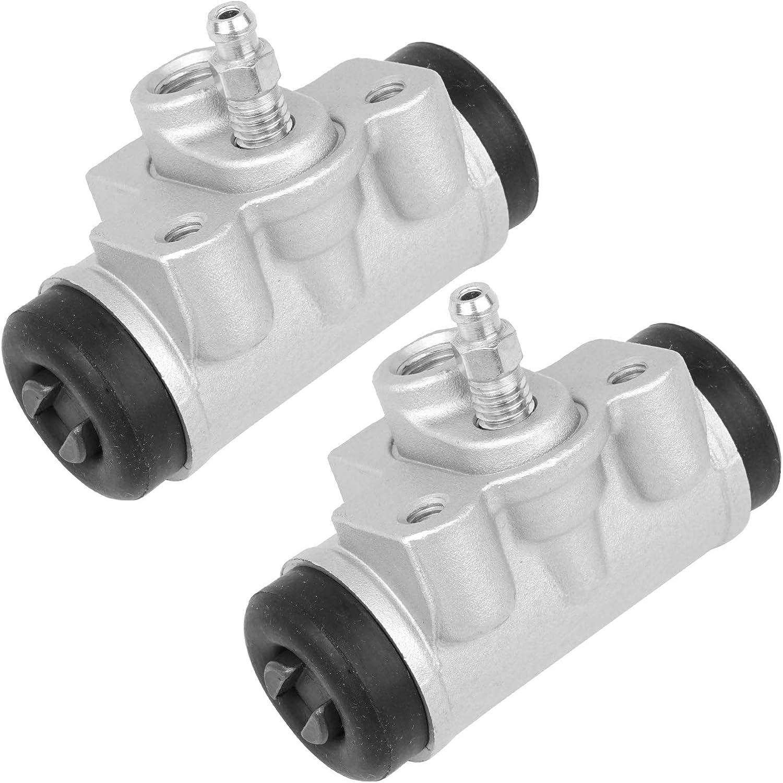 2 FRONT and REAR WHEEL HUB BRAKE CYLINDER FOR Kawasaki 43092-1054 43092-1053