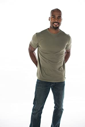 bba3c98af ONNO Men's Bamboo T-Shirt XS Army Green