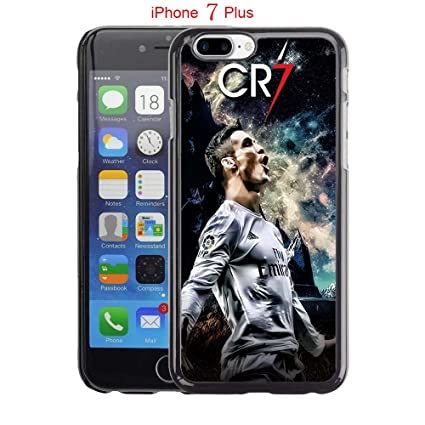 Amazon.com: iPhone de Apple 7 Plus Caso, Real Madrid BW FC ...