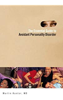 Amazon com: Distancing: Avoidant Personality Disorder, 2nd
