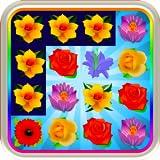 Flower Drops Crunch Match 3