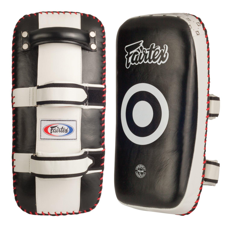 Fairtex フェアテックス カーブ キックミット ペアセット B006CV6W6M