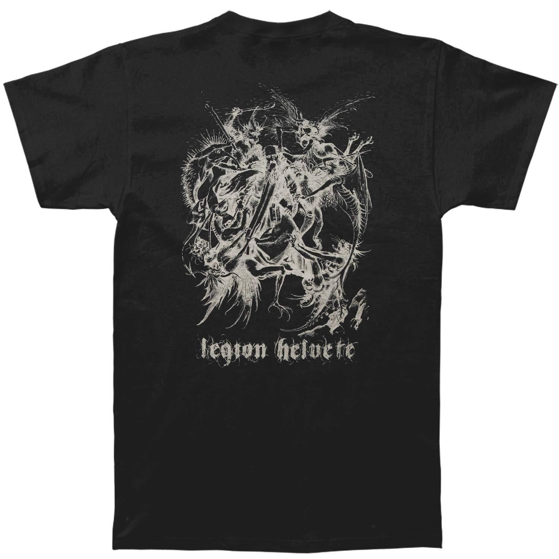 Tsjuder Mens Legion Helvete T-Shirt
