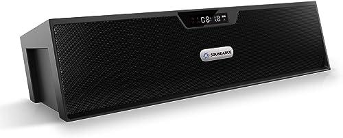 Soundance FM Radio Wireless Bluetooth Speaker