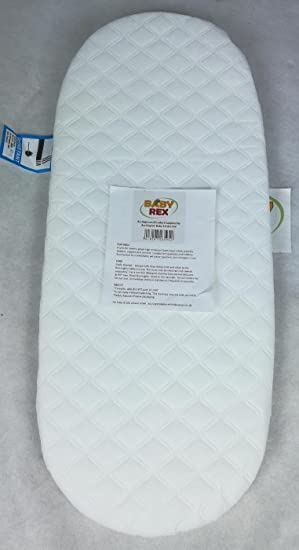 BREATHABLE PRAM MATTRESS FITS BABYSTYLE OYSTER 2  CARRYCOT PRAM