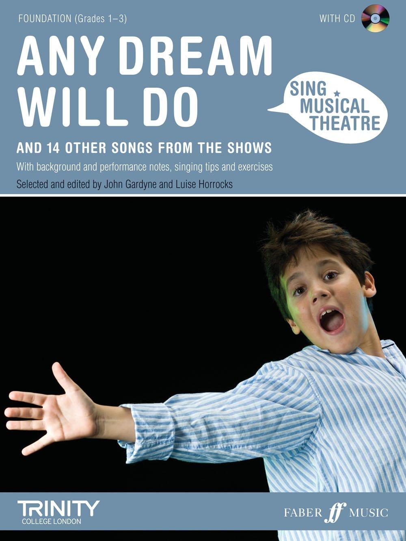 Sing Musical Theatre: Any Dream Will Do: Amazon co uk: John Gardyne