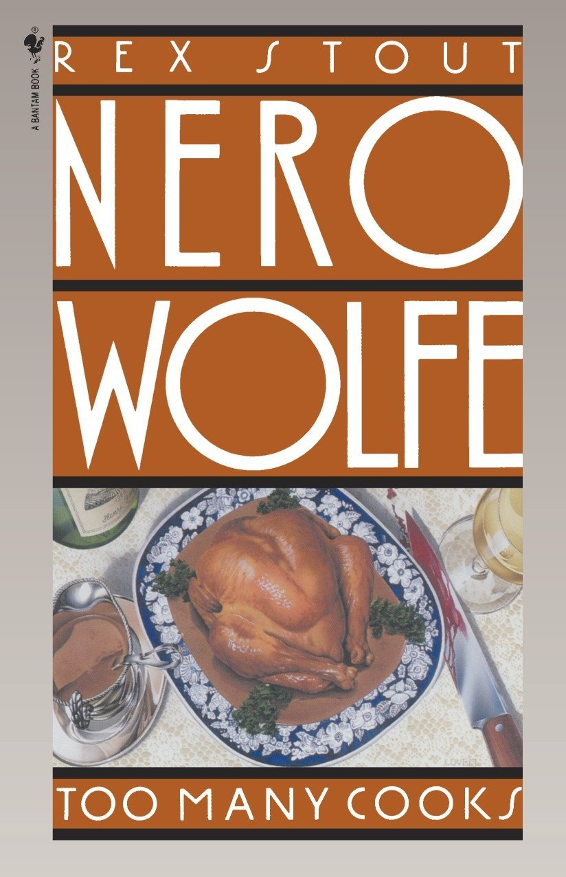 Too Many Cooks (Nero Wolfe) pdf