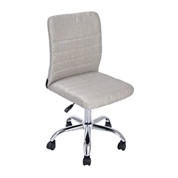 amazon com greenforest ergonomic mid back armless adjustable home