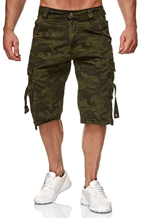 ebf313cce6 ArizonaShopping - Shorts Herren Cargo Shorts Bermuda Walkshort Kurze ...