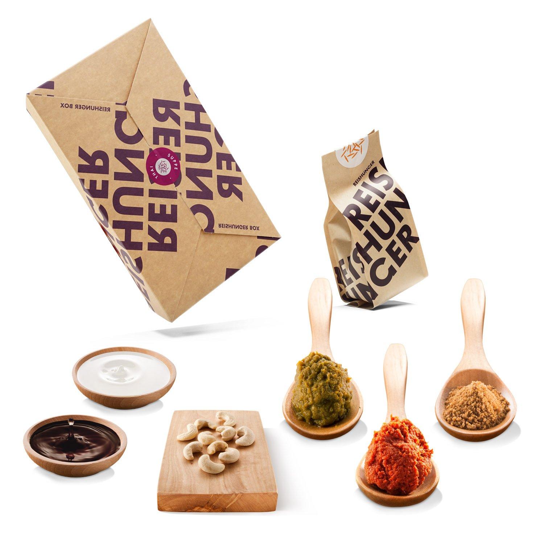 Reishunger Thai Linsensuppen Set