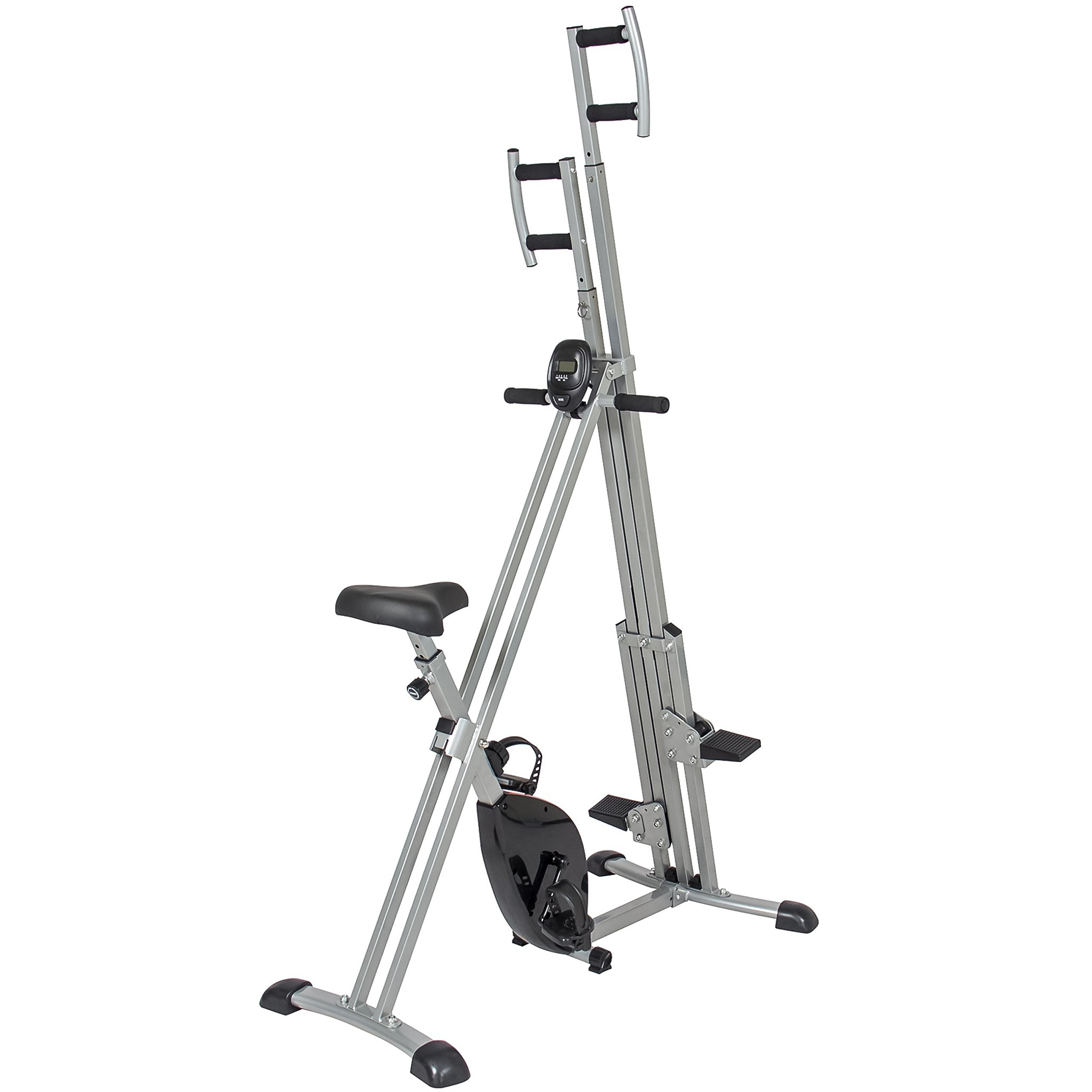Best Choice Products Total Body 2-in-1 Vertical Climber Magnetic Exercise Bike Fitness Machine by Best Choice Products (Image #1)