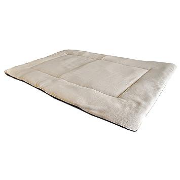 Rantow Cojín de colchón Lavable y Suave Cama de Perro Mascota Mantas de Cama de Gato