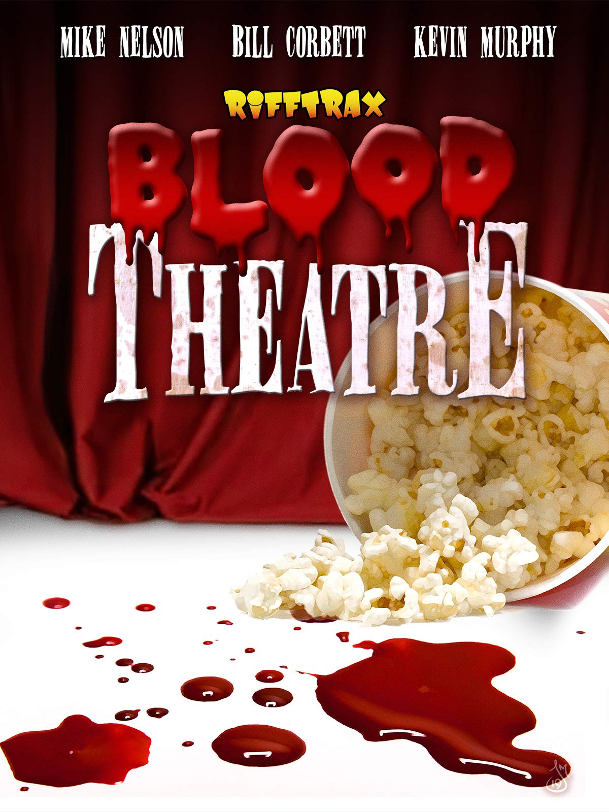 RiffTrax: Blood Theatre