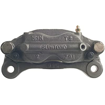 A1 Cardone 18-B8021 Unloaded Brake Caliper with Bracket (Remanufactured): Automotive
