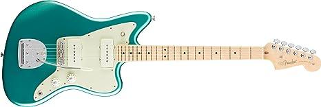 Fender AM Pro Jazzmaster MN, Mystic Seafoam · Guitarra eléctrica ...
