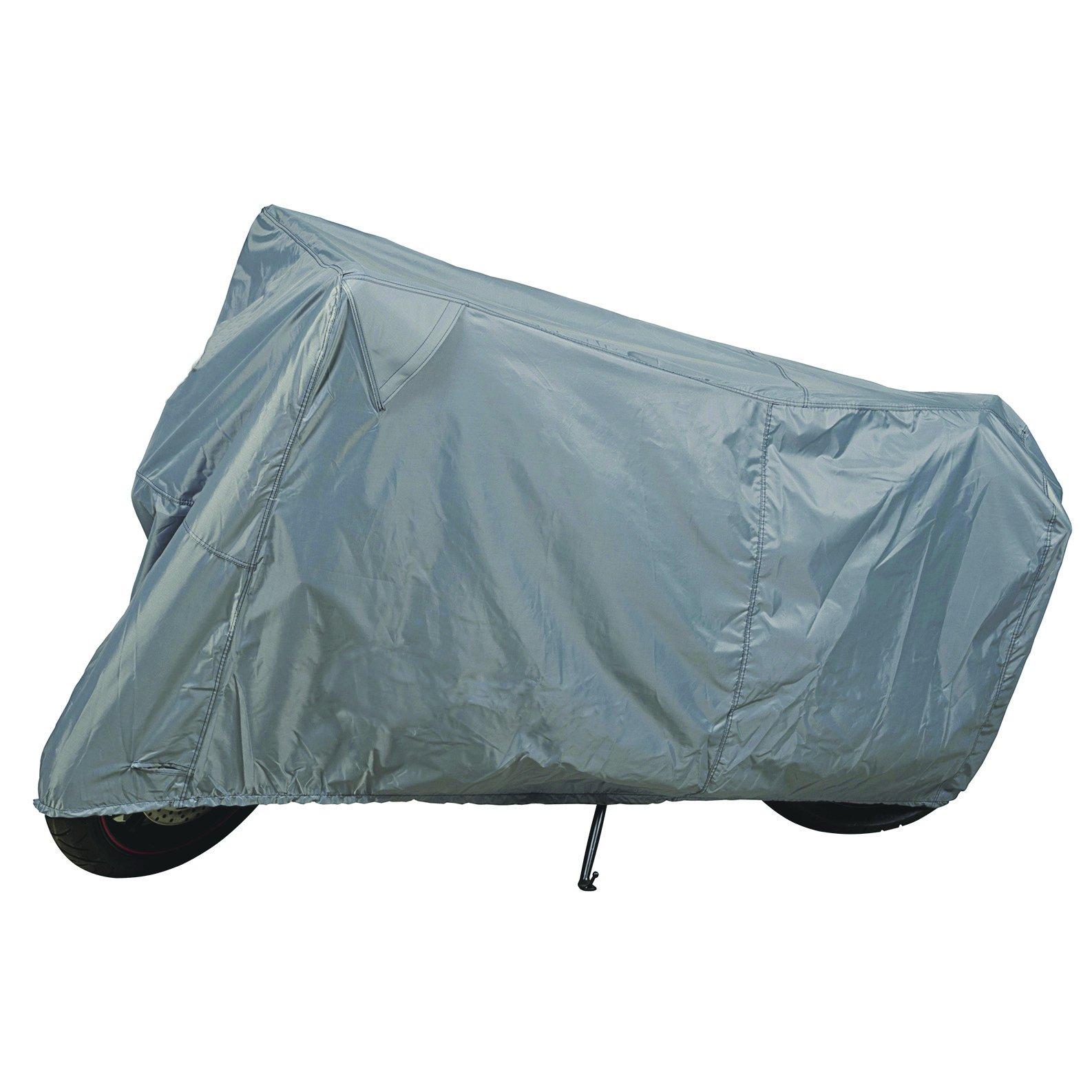 Guardian by Dowco 50007-00 WeatherAll Waterproof Indoor/Outdoor Motorcycle Cover: Grey, Sport