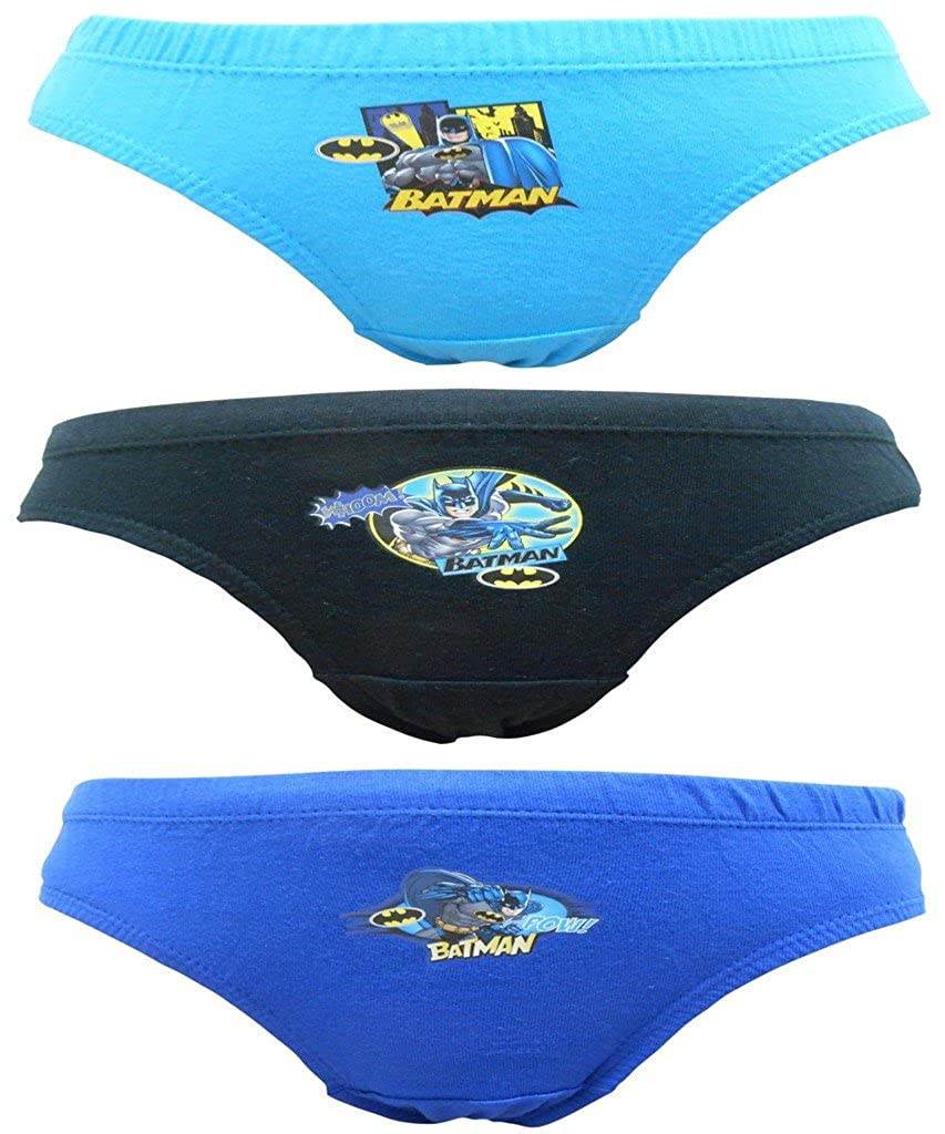 DC Comics Batman 6 pack Briefs Underpants