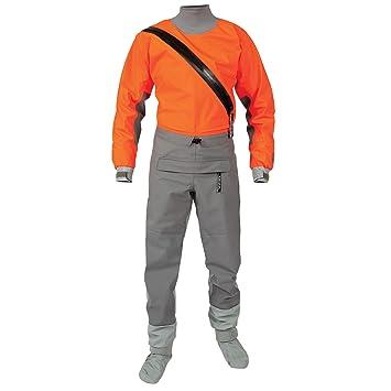Amazon.com: Kokatat Supernova Hydrus Angler Semi-Dry Suit ...