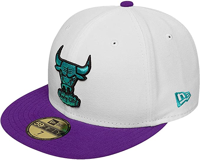 New Era Mujeres Gorra plana Jordan Retro 5 Chicago Bulls: Amazon ...